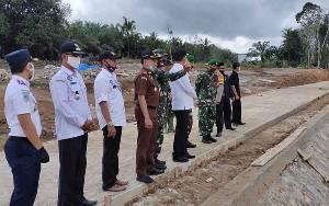 TMMD Reguler di Desa Bangun Jaya Resmi Ditutup
