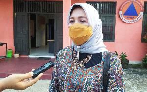 Sekretaris Komisi B DPRD Palangka Raya Dukung Penerapan Sanksi Warga Tidak Pakai Masker
