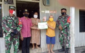 37 Warga Desa Tumbang Habaon Terima BLT DD Tahap III