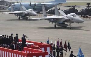 Jet Tempur Jepang Siaga Hadapi Jet Tempur Cina