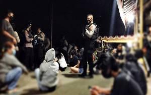 Puluhan Pria 'Hidung Belang' dan PSK Terjaring Razia