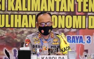 Kapolda Kalteng: Maklumat Dikeluarkan Ingatkan Sanksi Pidana Jika Membakar Hutan dan Lahan