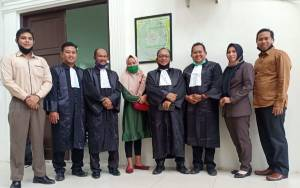 Eksepsi Ditolak, Kuasa Hukum Terdakwa Sabu Minta Penahanan Kliennya Dipindahkan