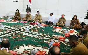 Syukuran Hari Raya Idul Adha Jadi Ajang Silaturahmi Pegawai Setda Barito Utara
