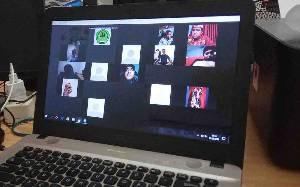 Mahasiswa Barito Timur di Palangka Raya Gelar Diskusi Virtual