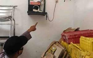 Alfamart di Jalan G Obos Palangka Raya Disatroni Pencuri