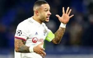 Liga Champions: Unggul 1-0, Memphis Depay Yakin Lyon Bisa Singkirkan Juventus