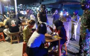 Polres Seruyan Ingatkan Masyarakat Tentang Protokol Kesehatan