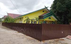Tempat Isolasi Baru Covid-19 Barito Timur Dilengkapi TV dan WiFi