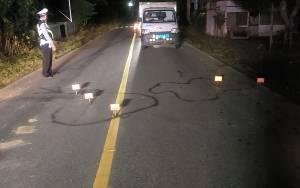 Kecelakaan Maut Terjadi Lagi di Barito Timur, Pengendara Sepeda Motor Tewas di Tempat