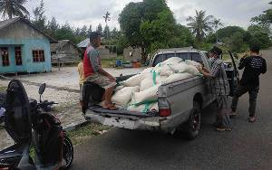 Bantuan Beras Tahap II Sudah Disalurkan ke 8 Kecamatan di Seruyan