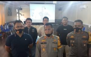 Justice Band Polres Kobar Luncurkan Single Kedua Berjudul Indonesia Tanpa Asap
