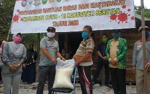 Ketua DPRD Seruyan Sarankan Pendataan Penerima Bantuan Sosial Satu Pintu