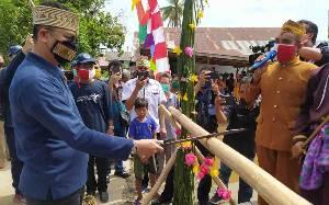 BOS dan CBI Group Dukung Pengembangan Potensi Wisata di Desa Pilang Pulang Pisau