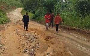 Berharap Jalan Linau - Kuala Kurun Dapat Perhatian