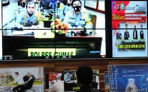 Kapolda Kalteng Gunakan Aplikasi Hanyaken Musuh Pantau Hot Spot