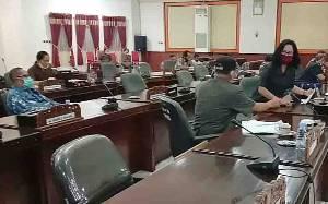 DPRD Barito Timur Gelar Rapat Paripurna Penyempurnaan Raperda PSPD