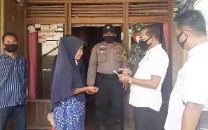 Polsek Dusun Tengah Konsisten Kawal Penyaluran BLT DD Agar Tepat Sasaran