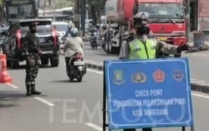 Lewat Instruksi Presiden, Jokowi Minta TNI - Polisi Patroli Protokol Kesehatan