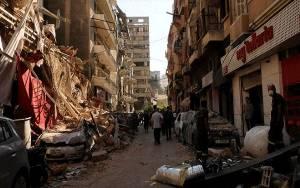 2.750 Ton Amonium Nitrat yang Meledak di Lebanon Teronggok di Gudang Enam Tahun