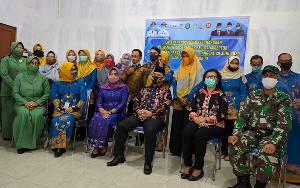 Pelayanan Akseptor di Kabupaten Kotim Mencapai 3.000