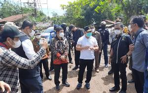 Bupati Bartim Berharap Jalan Pertamina Segera di Aspal