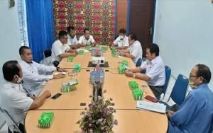 Sekda Murung Raya Pimpin PDAM Puruk Cahu Studi Banding ke PDAM Palangka Raya
