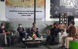 KPU Kalteng Ajak Partai Politik Dukung Proses Coklit Data Pemilih