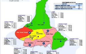 Kasus Terkonfirmasi Positif Covid-19 di Barito Utara Bertambah 1 Orang
