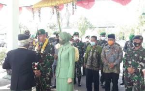 Letkol Arh Drajat Tri Putro Resmi Jabat Komandan Kodim 1014 Pangkalan Bun