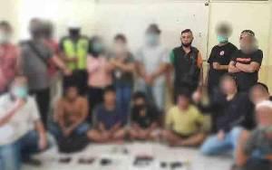 BNN Gagalkan Penyelundupan Setengah Kilogram Sabu di Sampit, 4 Orang Dibekuk