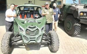 Kunjungi Pindad, Ketua MPR: Tingkatkan Industri Pertahanan Nasional
