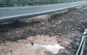 DPRD Kobar Minta Jalan Pangkalan Bun - Kolam Rusak Akibat Banjir Agar Segera Diperbaiki
