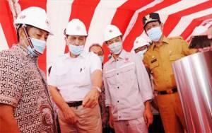 325 TKA Cina Tiba di Kepri, Disnaker: Karantina 14 Hari Dulu, Baru Bekerja