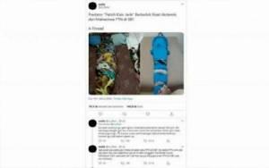 Polisi Jerat Gilang Bungkus Fetish Kain Jarik dengan UU ITE