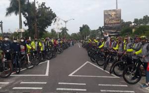Komunitas Sepeda Berharap di Kobar Ada Fasilatas Trek