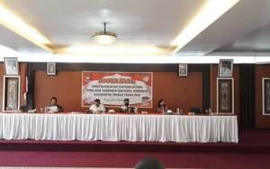 KPU Murung Raya Sosialisasi Pemuktahiran Data Pemilih