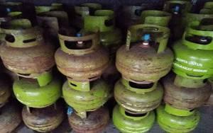 Harga Gas Elpiji Subsidi 3 Kg di Kasongan Kembali Naik