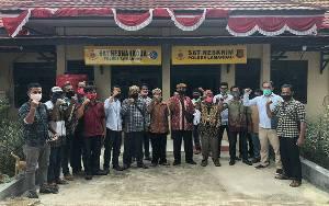 Tiga Warganya Dimintai Keterangan, Sejumlah Tokoh Bersama Warga Desa Bakonsu Datangi Mapolres Lamandau