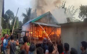 Kebakaran Rumah di Kelurahan Pendahara Katingan Renggut Korban Jiwa