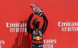Juara F1 70th Anniversary GP, Kata Max Verstappen Seusai Kalahkan Lewis Hamilton