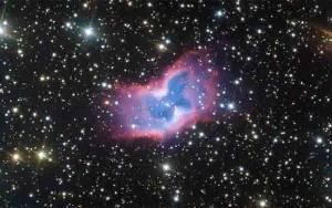 Teleskop di Cile Tangkap Gambar Detil Nebula Kupu-kupu Ini