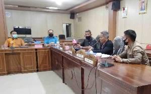 DPRD Barito Timur Terima Kunjungan Kerja Bapemperda DPRD Kota Banjarmasin