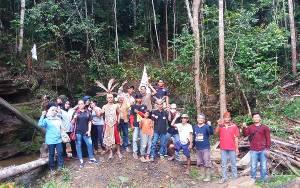 Pemkab Barito Utara Apresiasi Aksi Tanam Pohon BPHD AMAN