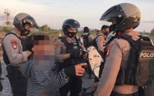Polisi Amankan 4 Remaja Langgar Lalu Lintas