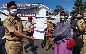 Pemkab Sukamara Usulkan Tenaga Kontrak Sebagai Penerima  Bantuan Sosial Tunai