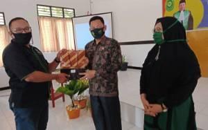 Berharap Kemitraan PWI dan Pengadilan Agama Kuala Kurun Semakin Baik