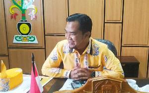 Ketua DPRD Pulang Pisau Harapkan Kegiatan Sudah Terprogram Segera Dilaksanakan