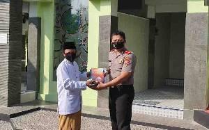 Serdik Sespimmen Dikreg 60 Lemdiklat Polri Peduli Aktivitas Keagamaan di Musala