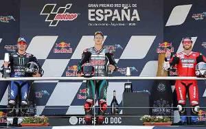Ducati dan Performa Memburuk Andrea Dovizioso di MotoGP 2020